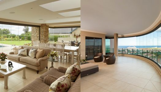 Why you should invest in frameless glass systems